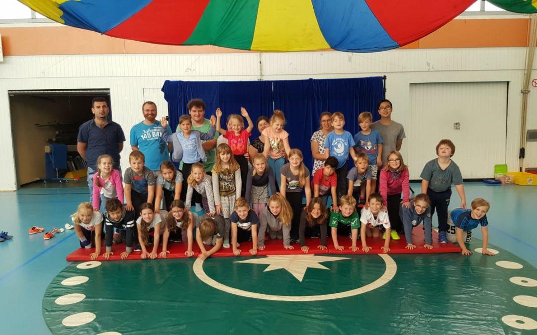 KinderFerienWoche Zirkus 2018