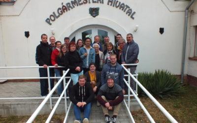 Ehrenamtler-Tour führte nach Ungarn
