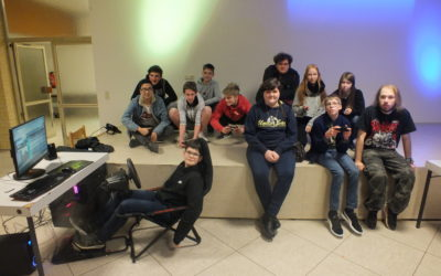 Erfolgreiches Gaming Event