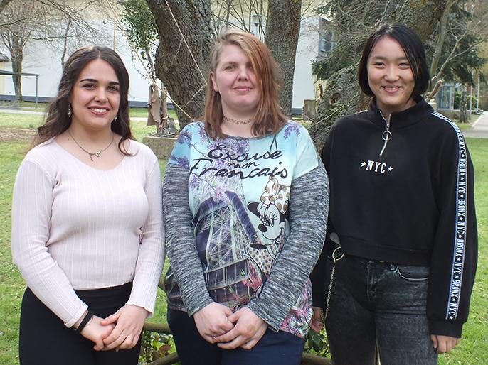 Dreifache Frauenpower im Jugendbüro