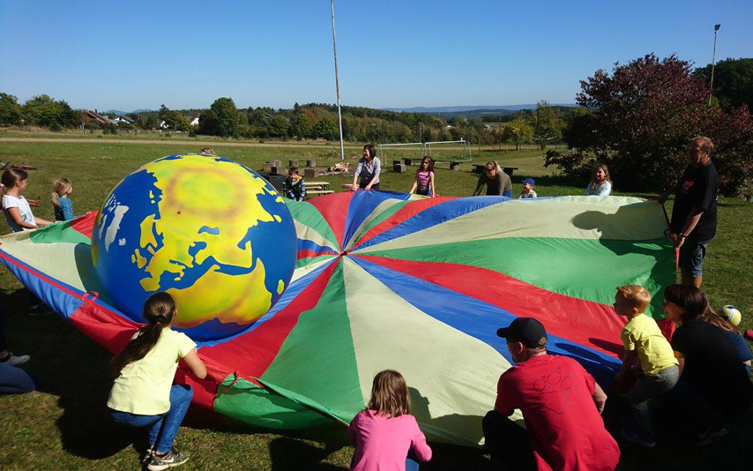 Familien-Spiele-Fest in Kalenborn