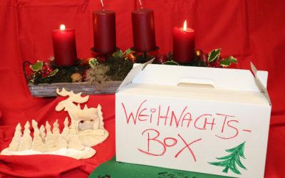 """pro Büro liefert """"Weihnachten im Karton"""""""