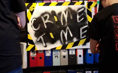 """Crime Time"" – alle guten Dinge sind drei"