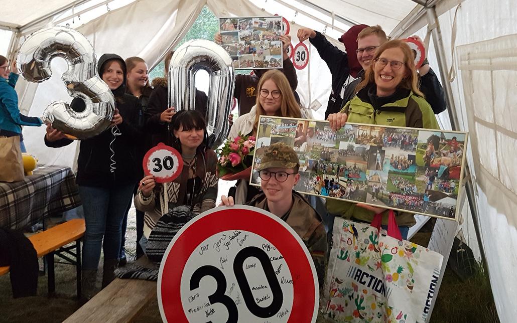 30 Jahre pro Büro für Jugendarbeit der Verbandsgemeinde Altenahr